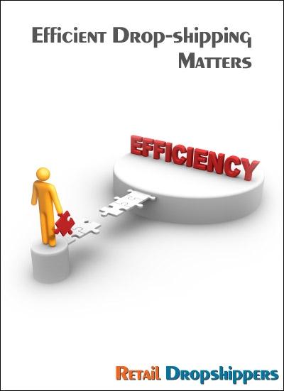 Efficient Drop-Shipping Matters