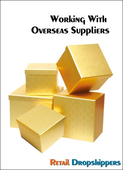 Working With Overseas Suppliers
