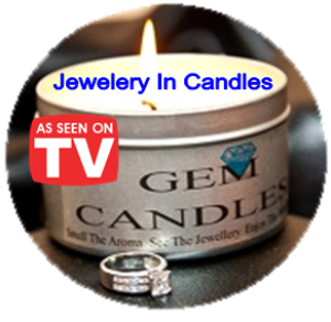 Gem Candles - Jewellery In Candles! Wholesale & Blind Drop Shipping Available. Aussie Owned & Made.